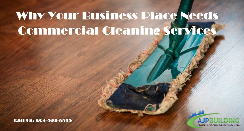Commercial Cleaning Services Vancouver