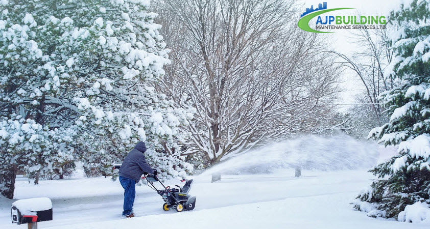 Snow Removal Services Surrey and Vancouver