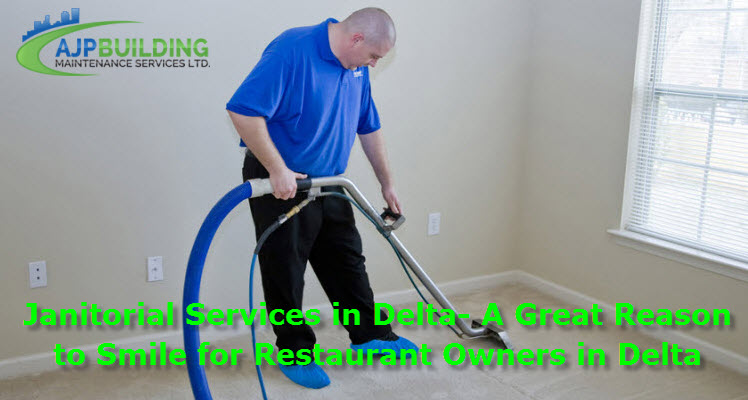 Janitorial Services in Delta