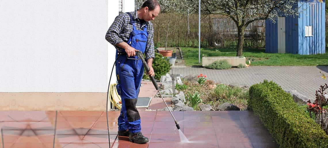 Force and Pressure Washing