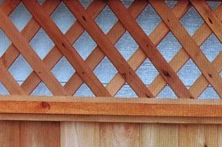 Cedar Fence Installation and Fence Repair
